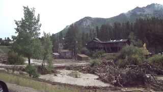 Tahosa Valley Flood Damage