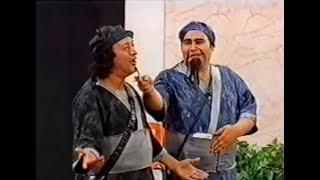 سيد زيان ومحمد نجم وتقليد اليابانيين على المسرح
