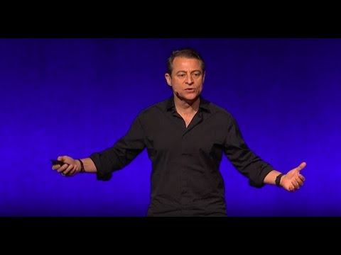 Imagining the Future The Transformation of Humanity Peter Diamandis TEDxLA
