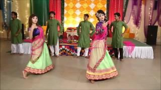 Remix Qawali Holud Dance