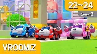 (Español Latino) Vroomiz S2 compilation -  Capítulo 22~24