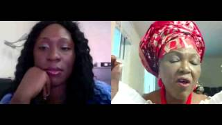 Queenkay Interviews Her Mother Florence Anadu with SOWPM