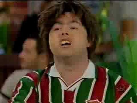 A PRAÇA É NOSSA Sacaneando o Fluminense