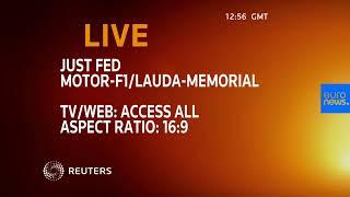 Watch live: Funeral of Formula 1 champion Niki Lauda