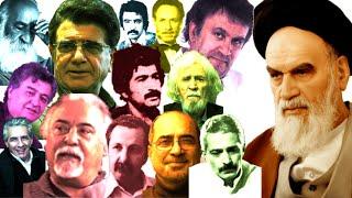 خوانندگان، شاعران، آهنگسازان ترانه ها و شعارهای شورش 57 چه کسانی بودند؟_رودست 76