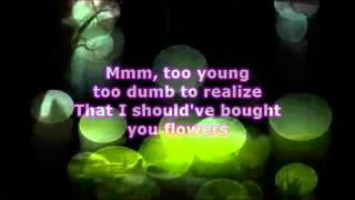 Thomas Rhett When I Was Your Man Lyrics