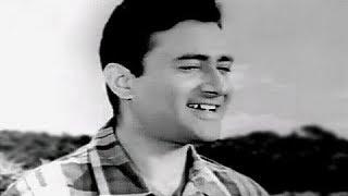 Dev Anand, Nalini Jaywant - Munimji - Old Classic Movie Scene 5/21