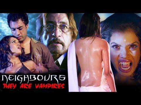 Neighbours: They Are Vampires in 30 Minutes | Shakti Kapoor | Roushika Reikhi | Hindi Horror Movie