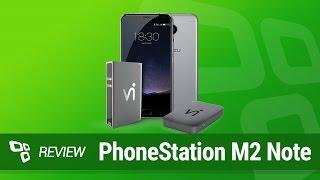 Vi PhoneStation Meizu M2 Note [Review] - TecMundo