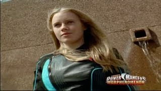 Power Rangers Ninja Storm - Beauty and the Beach - Tori vs the Clone