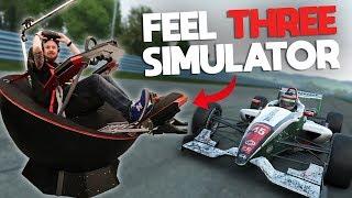 Feel Three Virtual Reality Motion Simulator Hands On