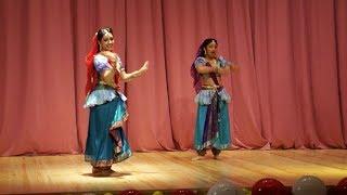 Bollywood dance: Aplam Chaplam (Azaad) by Svetlana Tulasi & Ridy Sheikh