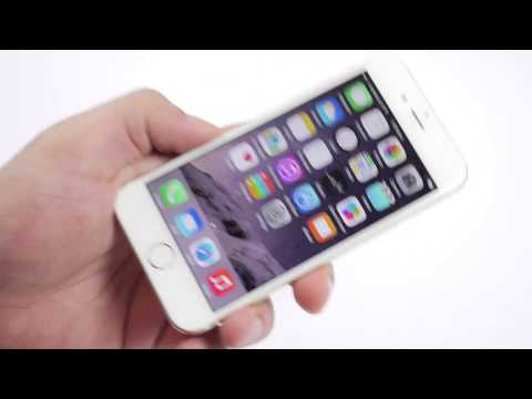 iPhone 6 Gold Unboxing and First Impressions