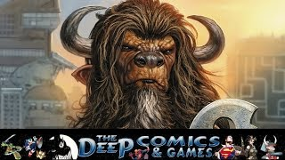 New Comic Book Day 03/15/17 The DeeP Comics and Games