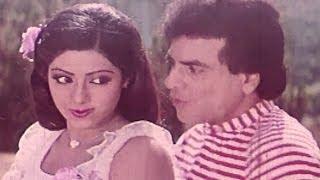 Bagoon Ki Tu Rani Hai, Sridevi, Jeetendra - Jaani Dost Romantic Song