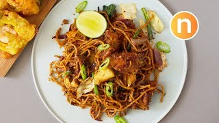 Mee Goreng Mamak Nyonya Cooking uploaded on 15 day(s) ago 12550 views
