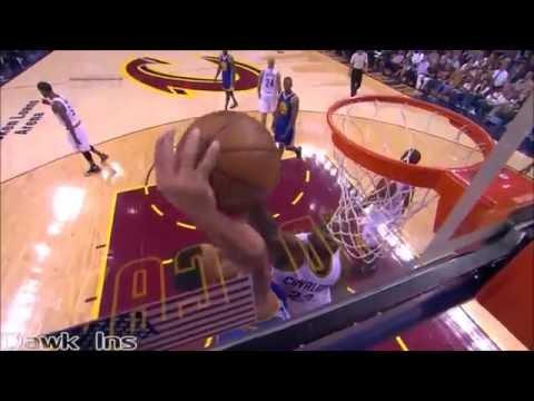 LeBron James All 6 Ferocious Blocks On Stephen Curry 2016 NBA Finals ᴴᴰ