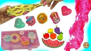 Big Target Dollar Spot Haul - Foam, Stretchy Gel Shopkins, Eraser Cupcakes, More