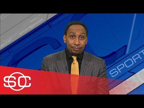 Xxx Mp4 Stephen A Smith Suspicious About Warriors Injuries SportsCenter ESPN 3gp Sex