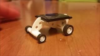 Mini Solar Race Car. Cheap Fun!