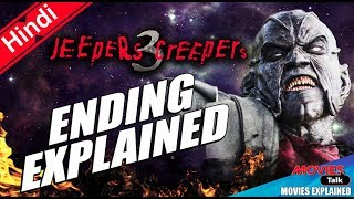 JEEPERS CREEPERS 3 Movie Ending Explained In Hindi