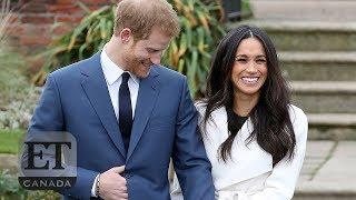 Prince Harry And Meghan Markle's Love Timeline