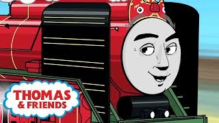Yong Bao the Brave Chinese Engine | Thomas & Friends UK | Kids Cartoon