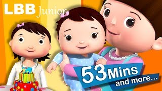 Growing Up Song | And Lots More Original Kids Songs | From LBB Junior!