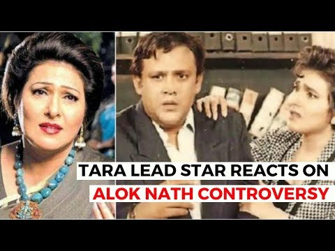 Xxx Mp4 Tara Lead Star Navneet Nishan Supports Allegations Against Alok Nath 3gp Sex