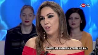 Zone e lire - Shpati me Ingridin kapen ne 'Faj'! (02 dhjetor 2016)