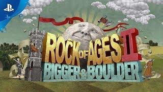 Rock of Ages 2: Bigger & Boulder - Re-Announcement Trailer   PS4