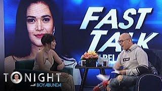 TWBA: Fast Talk with Bela Padilla