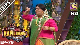 Bumper's funny South Indian girl dress up – The Kapil Sharma Show - 4th Feb 2017