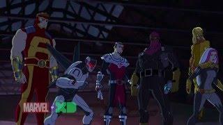 Marvel's Avengers: Ultron Revolution -