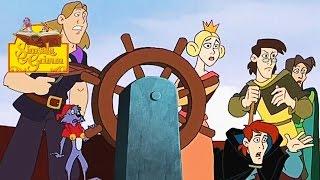 Les Quatres Frères Habiles - Simsala Grimm HD   Dessin animé des contes de Grimm