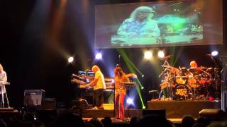 Yes -- Going For The One -- Warner Theatre, Washington, DC, July 24, 2013