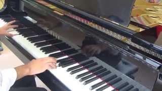 【ピアノ】終物語ED『さよならのゆくえ』(keisy)