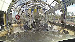 Blue Rain Express Car Wash Demo