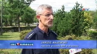 KTV Wypadek w Księżomierzy.