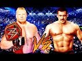 Salman Khan Vs Brock Lesnar | SULTAN | FULL MATCH |