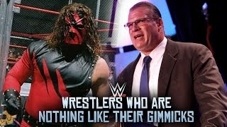 10 WWE Wrestlers Who Are NOTHING Like Their On Screen Characters