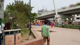 Hatirjheel, plays English songs on the Independence day 26th March,Dhaka-Bangladesh. ( 4K Video)