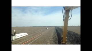 Irrigation project creating opportunities on the Hay Plains NSW Australia