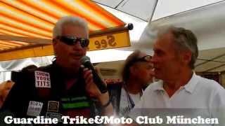 TRIKER, BIKER, HARLEYAUSFAHRT - COUNTRYmeetsATTERSEE -  Guardine Trike&Moto Club München