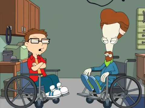 Wheels and the Legman (American Dad)