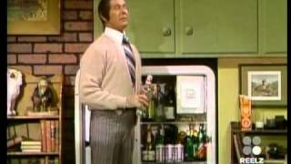 Carson Mr. Rogers skit with rare Mego