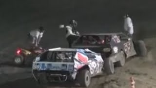 FIGHT at Kings Speedway Hanford, CA 2014