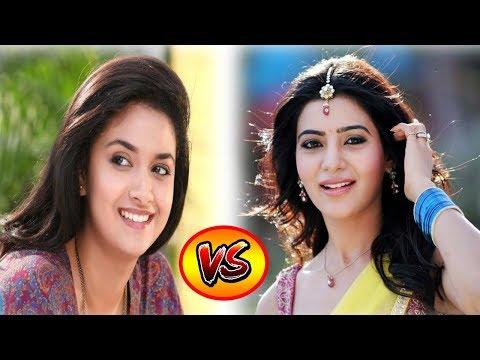 Xxx Mp4 Keerthi Suresh VS Samantha Akkineni Comparison Who Is The Best 3gp Sex
