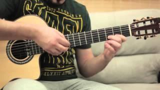 One Last Breath Guitar Tutorial - Kot Academy - Creed ...