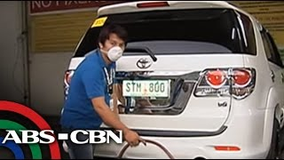 Bandila: Free emission tests available at select PUV terminals